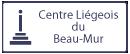Logo Centre Liégeois du Beau-Mur