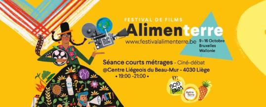 Festival AlimenTerre – Séance de courts métrages